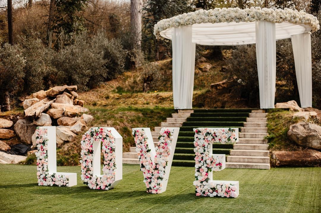 Love décoration mariage event planner dreams come true event