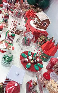 Event planner décoration de Noël